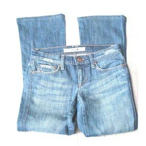 Joe's Jeans, 'Rocker' in 'Miles' wash Size 25